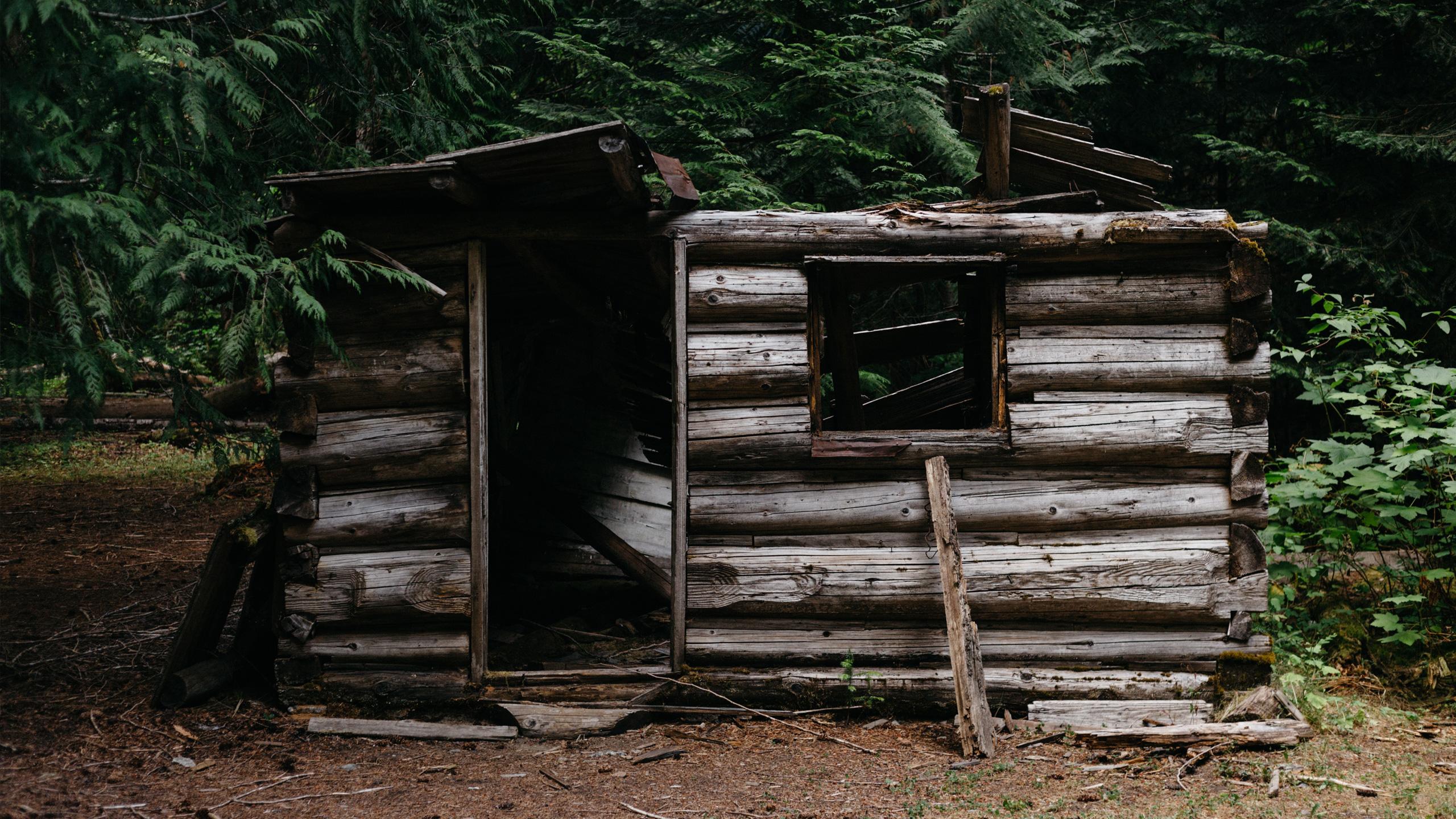 Board & Vellum Night School: Architecture and Time – Cascade Cabin