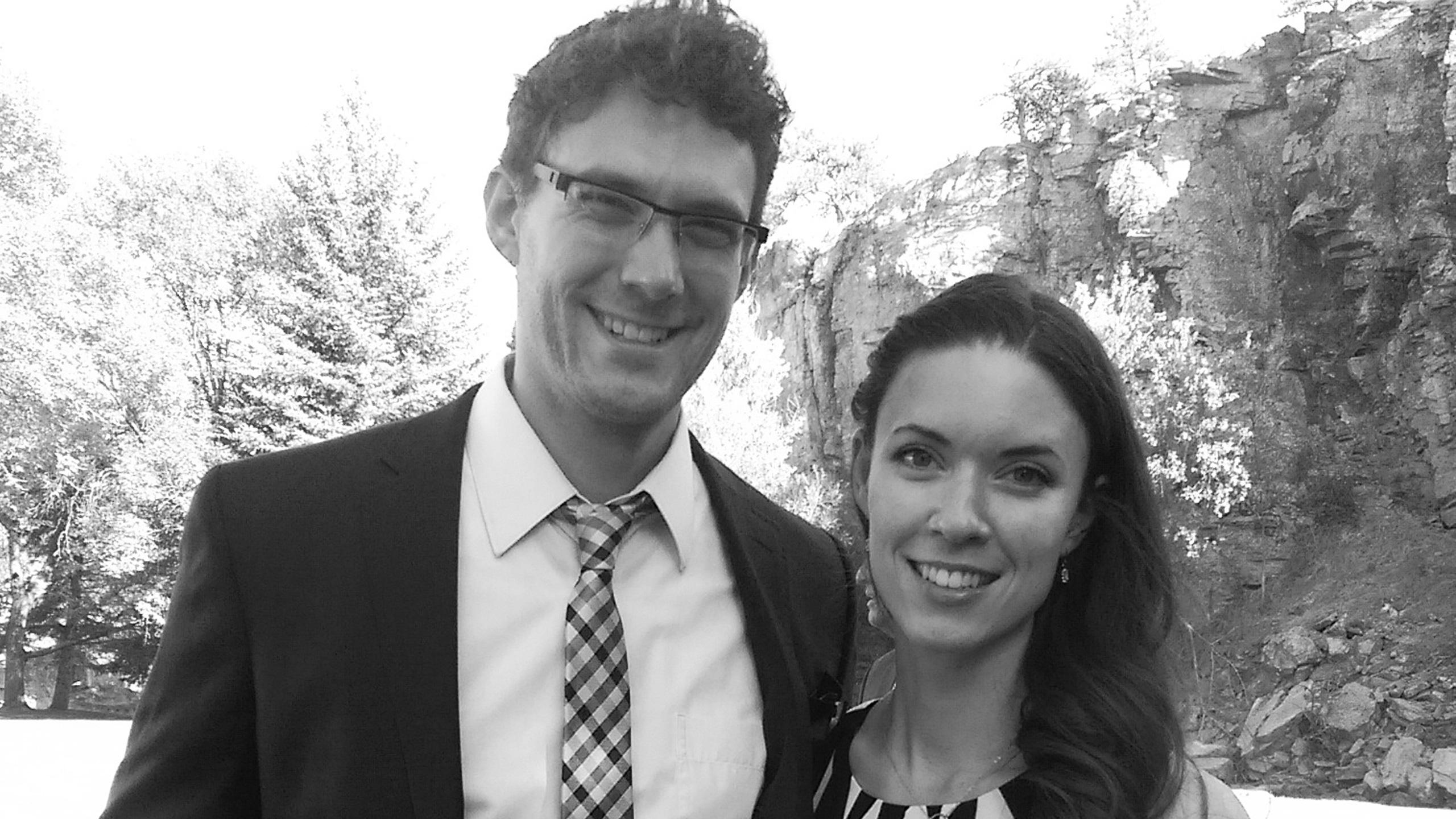Introducing, Ryan Champagne! – Ryan & Courtney – Board & Vellum