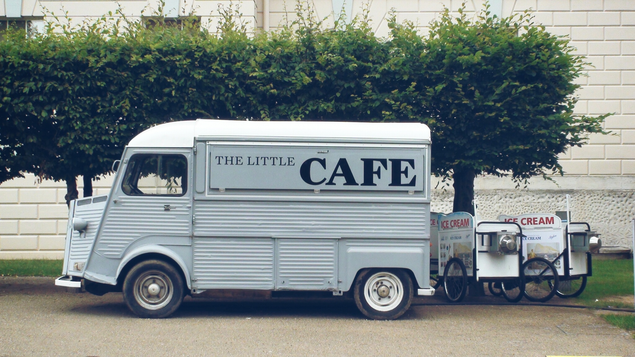 Night School with Board & Vellum: The Architecture of Small Business – Café Truck
