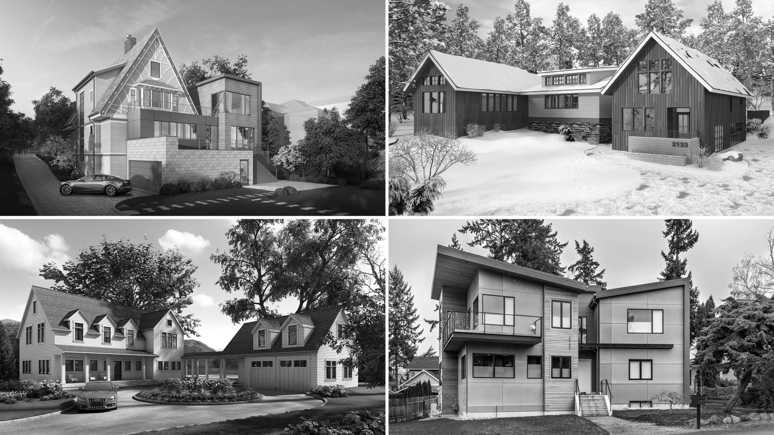 Should You Pick Your Architect Based on Style or Service? – Board & Vellum Designs in Many Styles to Suit the Context and Client