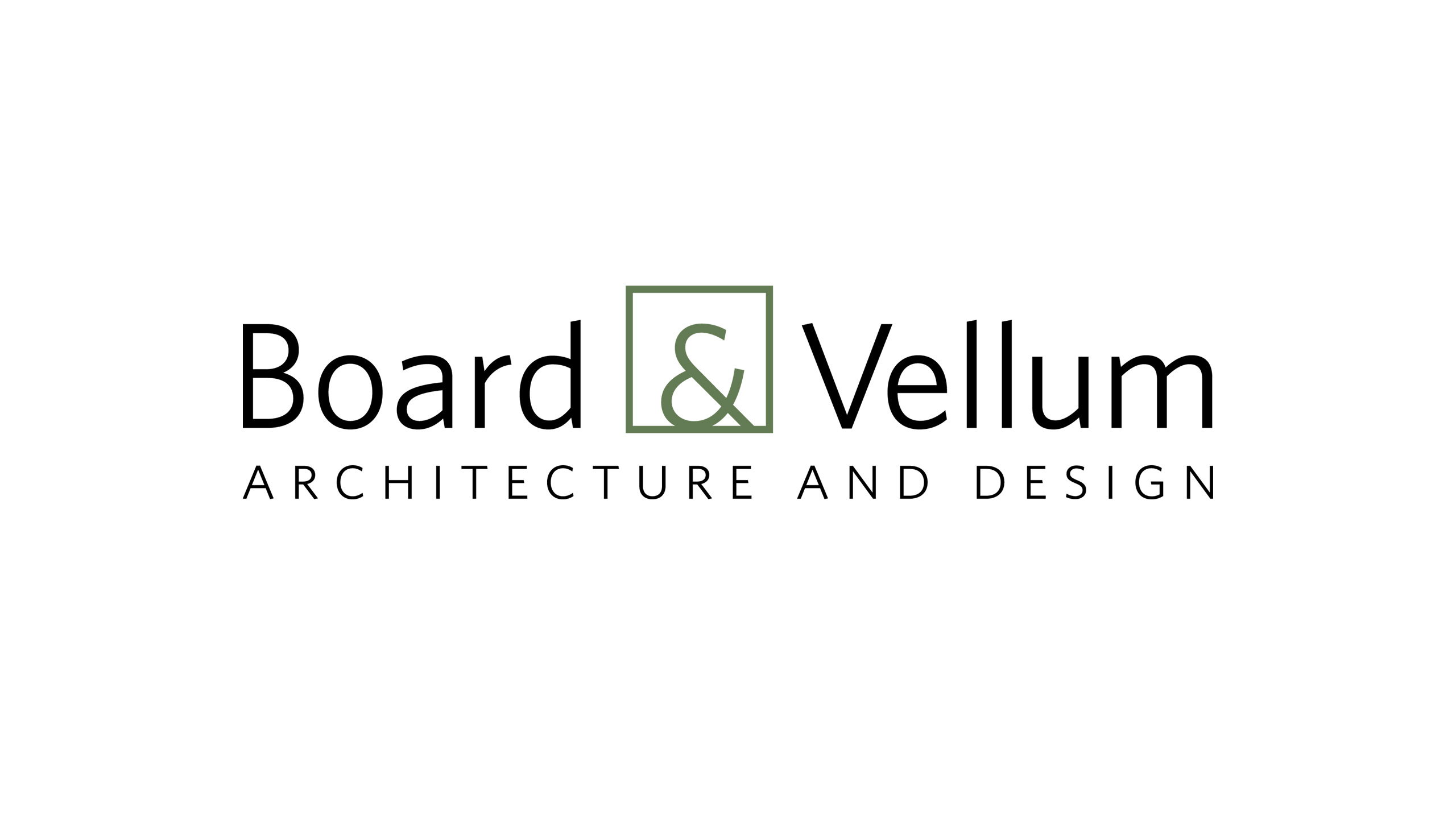 What do Architects' Acronyms Mean? – Board & Vellum