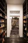 Bookstore bookshelves. – Ada's Technical Books & Café – Retail Design – Board & Vellum