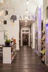 View to back reading room. – Ada's Technical Books & Café – Retail Design – Board & Vellum