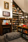 Bookstore nook. – Ada's Technical Books & Café – Retail Design – Board & Vellum
