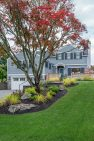 Puget Sound Bluff Home – Cape Cod Style Remodel of a Historic Home with Water Views